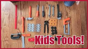 home depot talking toolbox for kids youtube