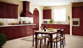 Kitchen Cabinets Free Shipping All Wood Kitchen Cabinets 10x10 Regency Pomegranate Glaze Rta Free