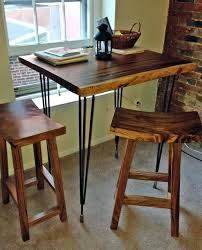 industrial bar table and stools high table with stools high bar table amp bar stools custom impact