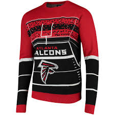 sweaters that light up s atlanta falcons stadium light up sweater falcons pro shop