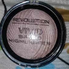 makeup revolution radiant lights makeup revolution vivid baked highlighter radiant lights