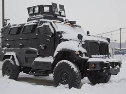 Man Buys Barn Full Of Cars Overkill Small Town Buys Armored Swat Vehicle