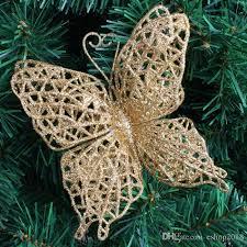 wholesale 12g diy bow tree garland wreath decoration
