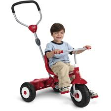 amazon black friday radio flyer tricylce radio flyer all terrain stroll u0027n u0027 trike red walmart com