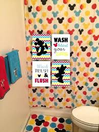 mickey mouse bathroom ideas mickey and minnie bathroom set mickey and mouse bathroom set