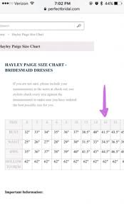size chart for wedding dresses hayley 6560 nicoletta 1 800 size 16 un altered