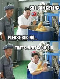 Animated Meme Maker - dprk caramel factory image tagged in north korea kim jong un