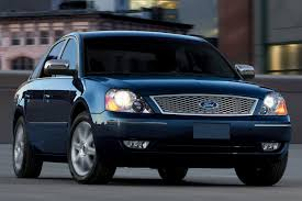 2007 ford five hundred information and photos zombiedrive