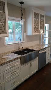kitchen sinks unusual farm sink with drainboard drop in apron