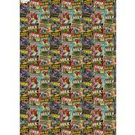 marvel wrapping paper character wrapping paper 3m gift wrap
