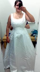 wedding dress stores near me my dress 50 at goodwill find yours http mokangoodwill