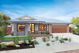 Facades Single Storey House Plans Home Designs Custom Home - Modern home designs sydney