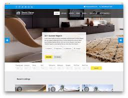 web templates website templates directory listing website theme more than 40 beautiful and responsive real estate wordpress themes