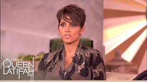 halle berry on battling paparazzi on the queen latifah show youtube