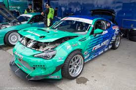 tuned subaru brz formula drift seattle evergreen speedway recap tune86