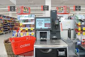 Self Checkout Meme - one third of shoppers steal from the self serve checkout and they