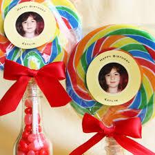 lollipop party favors favor friday lollipops gift favor ideas from evermine