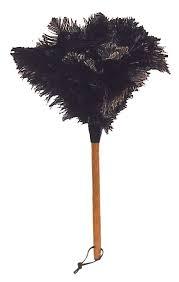 plumeau en plume d autruche redecker wood ostrich feather or goat hair dusters duster ebay