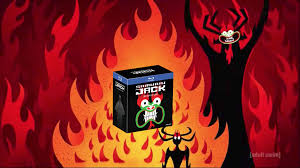 samurai jack because after all these years i have captured samurai jack