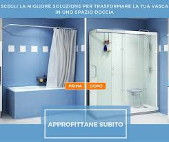 trasformare una doccia in vasca da bagno vascapoint news aggiornamenti dal mondo rinnovamento bagno