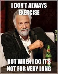 Exercising Memes - latest memes memedroid