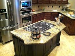 kitchen island cooktop kitchen with cooktop island kitchen island with range design