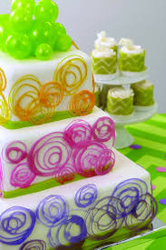 decor view of cake decorating and confectionery art home