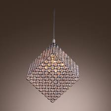 Cool Modern Chandeliers Cool Modern Stunning Chandelier Featuring Spectacular Cube Frame