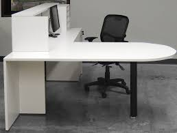 Stand Up Reception Desk by Ada Reception Desk