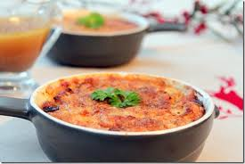 plat cuisiné au four plat algerien au four plats maghrébins algerian food
