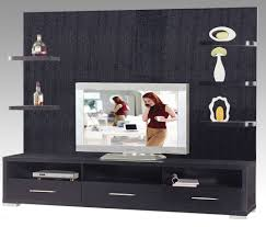 decor living room furniture ideas with lcd tv wall cabinet and