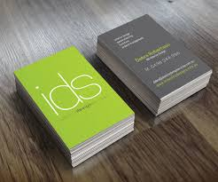 New Business Cards Designs Modern Conservative Business Card Design For Debra Robertson By