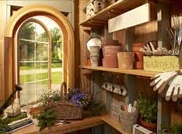 shed interior great storage ideas for your garden shed home bunch interior