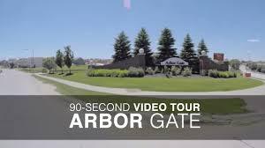 arbor gate omaha neighborhood video tour arbor gate homes for