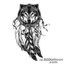 wolf tattoo designs ideas meanings images