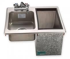 Outdoor Kitchen Supplies - supplies u003e kitchen supplies u003e ice bin drop in ice bins with hand