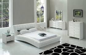 Modern Bedroom Furniture Ideas by Bedrooms Modern Leather Bed White Bedroom Furniture White