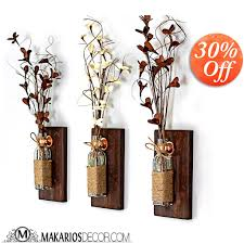 Reclaimed Wood Home Decor by Shop Makarios Rustic Wall Sconces Reclaimed Wood Wall Sconces