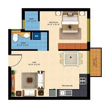 1bhk floor plan prism portico floor plan