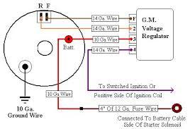 wiring diagram single wire delco alternator wiring diagram in