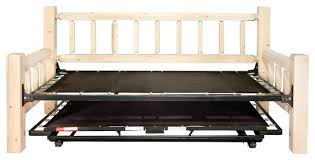 homestead collection day bed with pop up trundle bed kids beds