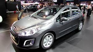 peugeot 308 models 2013 peugeot 308 allure cdi exterior and interior walkaround