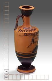 Greek Vase Design Cu Classics Greek Vase Exhibit Essays Black Figure Technique