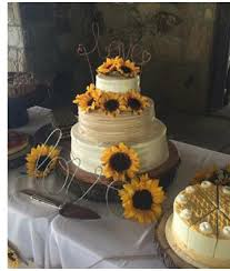 pittsburgh wedding cake packages by signature desserts