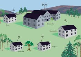 Large Home Network Design by Cocoa Wifi Internet Access For Your Business Home Or Neighborhood