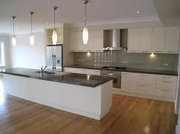 waterfall benchtop edges modern kitchen benchtop ideas diy bench