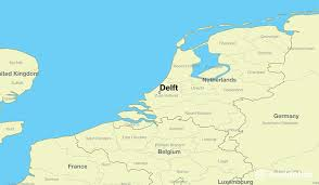 netherlands height map where is delft the netherlands delft south map