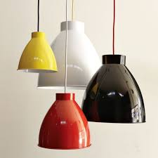 Colorful Pendant Lights Modern Pendant Lights With An Industrial Look U2013 Interior Design