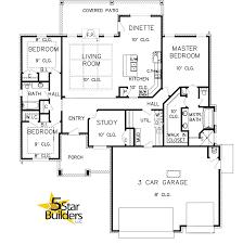 schematic floor plan floor plan 5 star builders mustang u0026 okc