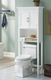 Bathroom Storage Toilet Simpli Home Avington 27 W X 67 H The Toilet Storage